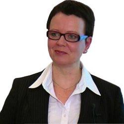 Anja Silvennoinen, toimitusjohtaja, Renewa Oy