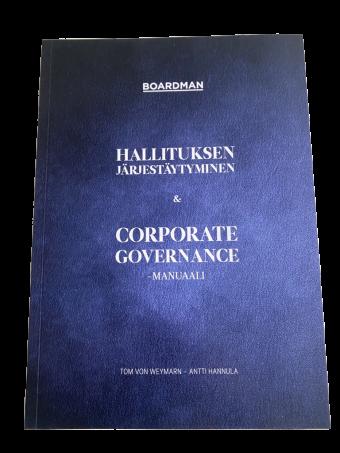 Corporate Governance -manuaali