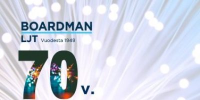 Boardman LJT 70-vuotisjuhlaseminaari