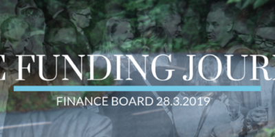 Finance Board 2019: The Funding Journey