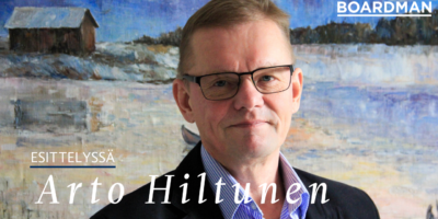 """Arto Hiltunen: """"Jokaisella on oikeus parhaaseen mahdolliseen halllitukseen."""""""