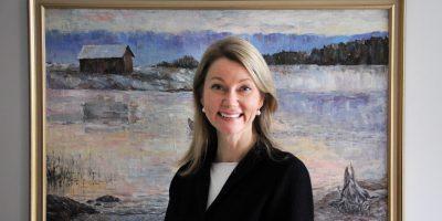 """Hanna Sievinen: """"Perheyrityksessä uudistuminen ei käynnisty ilman omistajan tahtoa"""""""