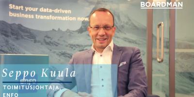 Seppo Kuula: Elinikäinen oppiminen on menestyksen avain