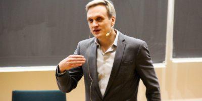 """Boardman LJT: """"Creating strategy in uncertainty """""""