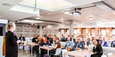 Mitä tuloksellinen mentorointi on ja ei ole – Lounais-Helsingin Yrittäjät ry:n hallituksen puheenjohtaja Esko Valkeala käynnisti vuoden 2020 mentorointiohjelman