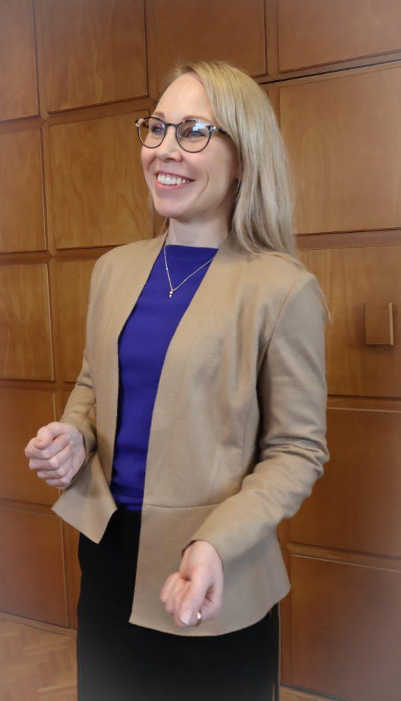 Hanna Kaskela, Varman vastuullisen sijoittamisen johtaja