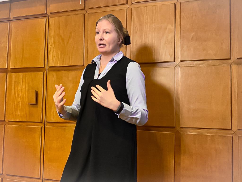 Reetta Peltola, Managing Director, Media dentsu Finlandista