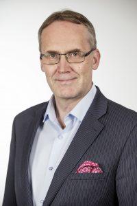 SOK:n pääjohtaja ja hallituksen puheenjohtaja ja Boardman-partneri Taavi Heikkilä
