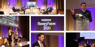 Tilannekuvasta katse tulevaisuuteen – Kaamos Forum 2020