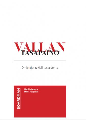 Vallan tasapaino – Omistajat & Hallitus & Johto
